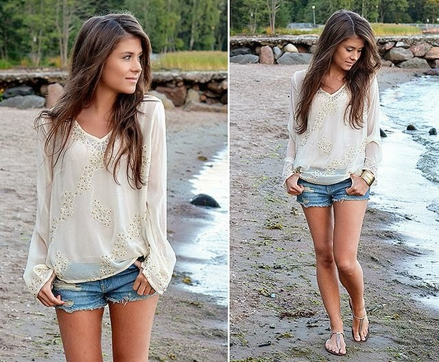 My Top 15 Summer Outfits 2014