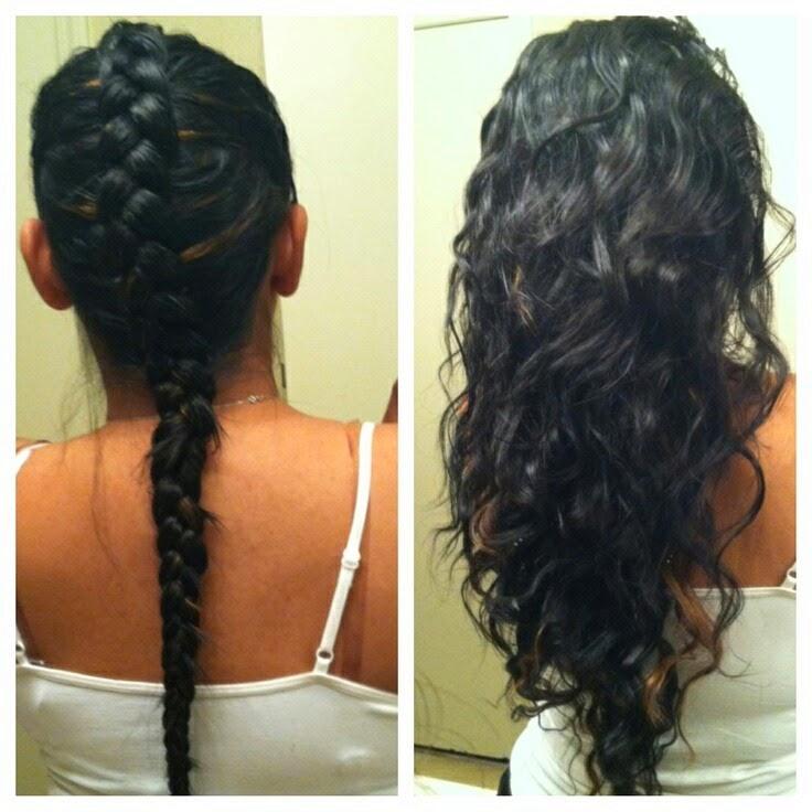 Superb No Heat Curls 12 Ways To Get Heatless Curls Hairstyles For Women Draintrainus